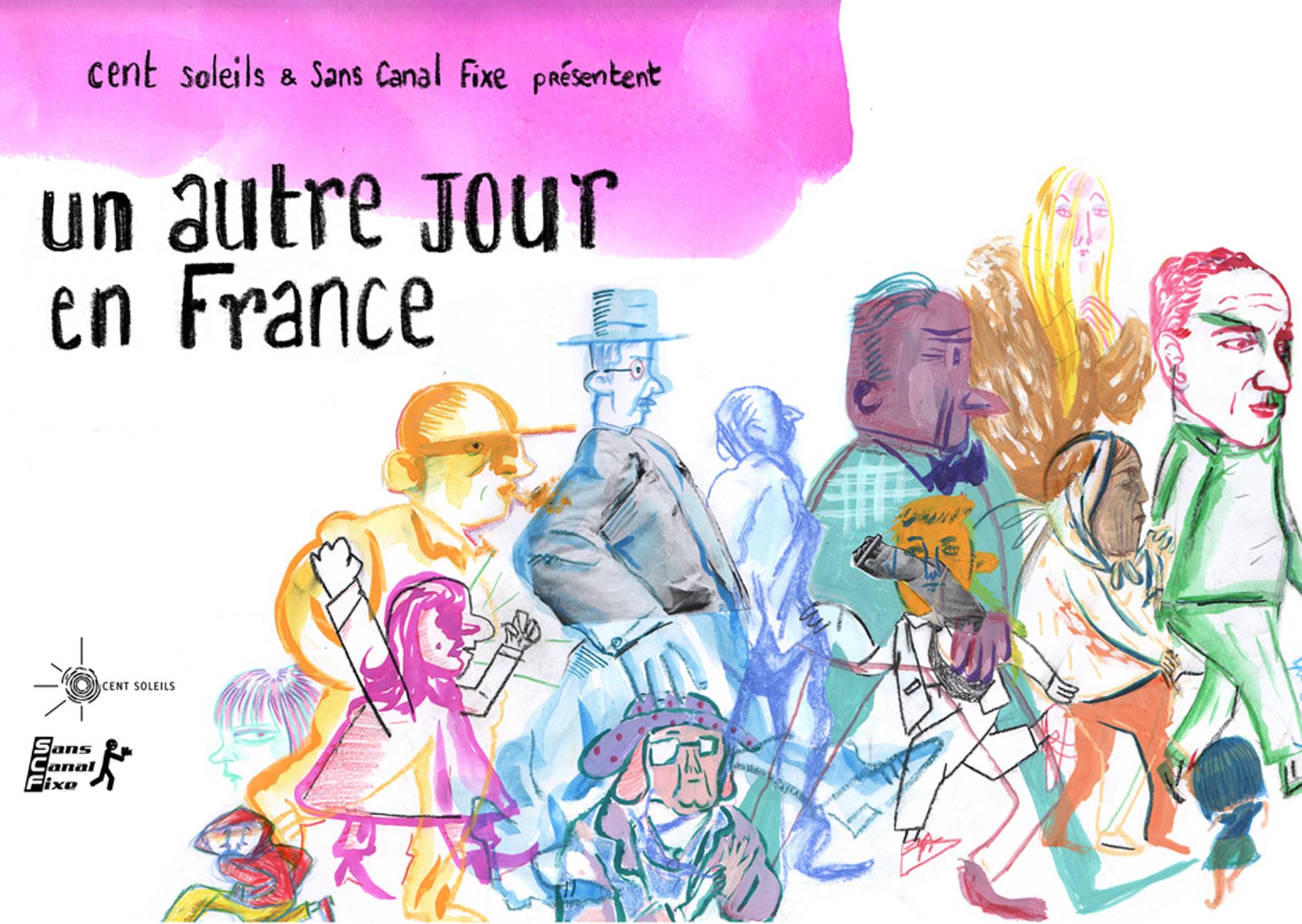 Un autre jour en France / Projection le 3 juin 2017
