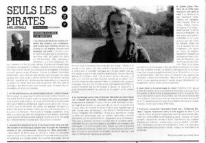 FID 2018 : un entretien de Gaël Lépingle dans le journal du FID