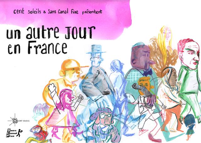 UN AUTRE JOUR EN FRANCE