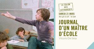 Journal d'un maître d'école
